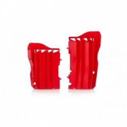 Hűtőrács piros