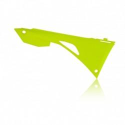 Légszűrő burkolat fluo (sárga)