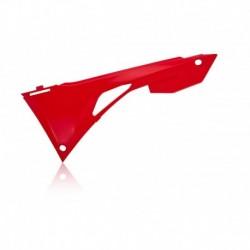 Légszűrő burkolat piros