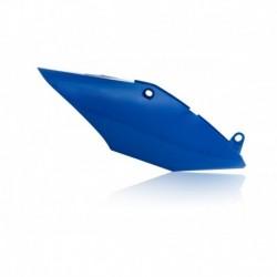 Oldal burkolat kék