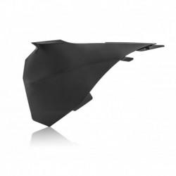 Légszűrő burkolat fekete