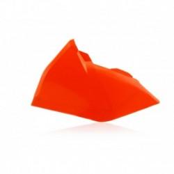 Légszűrő burkolat narancs