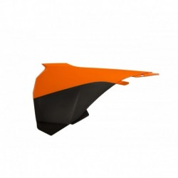 Légszűrő burkolat narancs-fekete