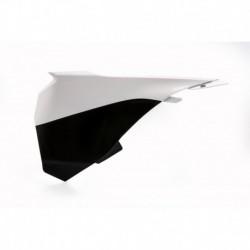 Légszűrő burkolat fehér-fekete