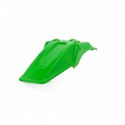 Sárvédő hátsó zöld