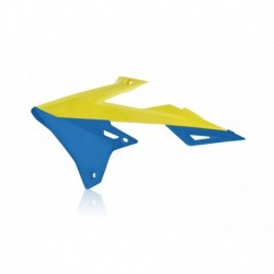 Tank idom sárga-kék