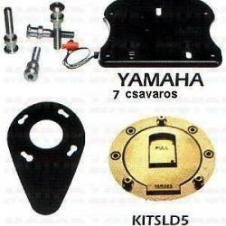Slide system yamaha 7 Fekete