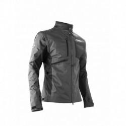 Kabát Enduro-One M fekete-szürke