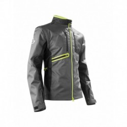 Kabát Enduro-One L fekete-sárga