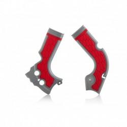 X-Grip vázvédő ezüst-piros