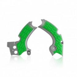 X-Grip vázvédő szürke-zöld