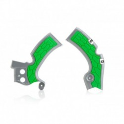 X-Grip vázvédő ezüst-zöld