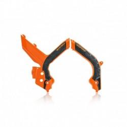 X-Grip vázvédő narancs-fekete