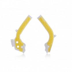 X-Grip vázvédő fehér-sárga