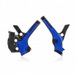 X-Grip vázvédő fekete-kék