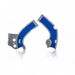 X-Grip vázvédő ezüst-kék