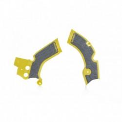 X-Grip vázvédő sárga-szürke