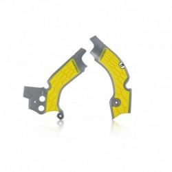 X-Grip vázvédő szürke-sárga