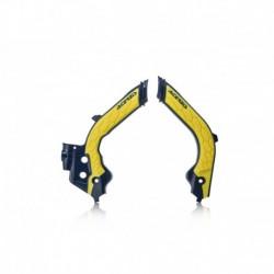 X-Grip vázvédő fekete-sárga