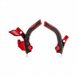 X-Grip vázvédő piros-fekete