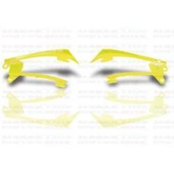 Díszítő keret mx riding crows szemüveghez Fluo (sárga)