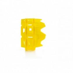Kipufogó védő sárga