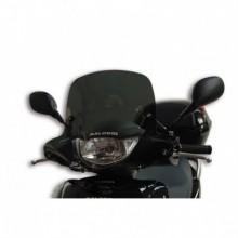 Sport plexi sötét füst - szélesség 480x magasság 360 sp.3 mm