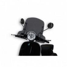 Sport plexi világos füst - szélesség 507x magasság 440 sp.3 mm