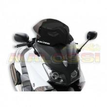 Sport plexi sötét füst - szélesség 445x magasság 430 sp.3 mm