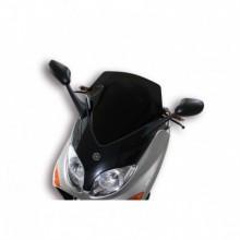 Sport plexi sötét füst - szélesség 465x magasság 505 sp.3 mm