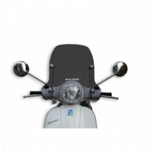 Sport plexi világos füst - szélesség 530x magasság 420 sp.3 mm