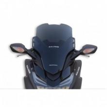Sport plexi sötét füst - szélesség 370x magasság 370 sp.3 mm