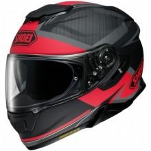 Bukósisak GT-Air II M fekete-piros