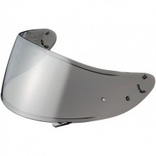 Bukósisak plexi CWR-1 ezüst foncsor