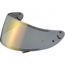 Bukósisak plexi CWR-1 arany foncsor