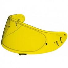 Bukósisak plexi CWF-1 sárga