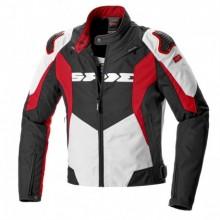 Kabát Sport Warrior Tex XL piros-fekete-fehér