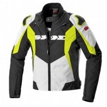 Kabát Sport Warrior Tex M fluo sárga-fekete-fehér