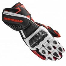 Kesztyű Carbo 5 XL fehér-piros-fekete