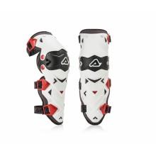 Acerbis Térdvédő Impact Evo 3.0 fehér-fekete-piros