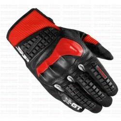 Kesztyű X-GT XL fekete-piros