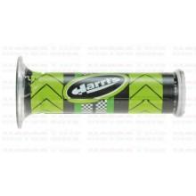 120 mm markolat zöld-fekete