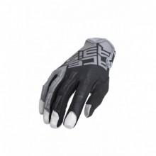 Kesztyű MX X-K L szürke-fekete