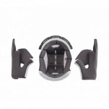 Bélés Flip FS-606 bukósisakhoz XL fekete