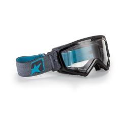 Cross szemüveg Mudmax Easy fekete-kék