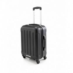 Utazó bőrönd Go-Home fekete