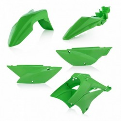 Idomszett standard zöld