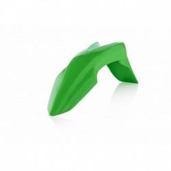 Első sárvédő zöld