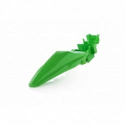 Hátsó sárvédő zöld