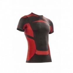 Aláöltöző felső x-body summer L/XL Fekete-piros